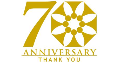 70周年マークとスローガンについて | TENRYU 天龍ホールディングス株式会社 創立70周年記念サイト